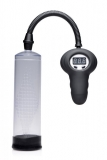 Automatische Penispumpe mit digitaler Anzeige Size Matters