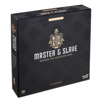 BdSM Game & Bondage-Kit Master & Slave Deluxe Edition