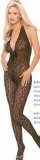 Bodystocking V-Front Lace