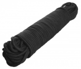 Bondage Rope Cotton black 29.25 Meter 6.5mm