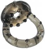 Cock Ring mit Hoden Riemen aus TPR Halfter