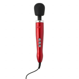 Magic Wand Vibrator Doxy Die-Cast Massager red