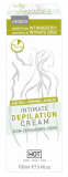 Enthaarungscreme Hot Intimate Depilation Cream 100ml