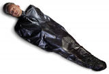 Bondage Sleepsack PU-Leather w. Zipper