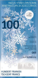 Gift Voucher Value 100 CHF