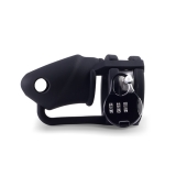 Chastity Cage Silicone Lock-a-Willy