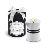 Massage Oil Candle Musk Patchouli Trip to Athens 190g