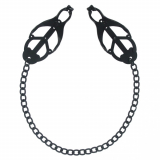 Nipple Clamps Japanese Clover-Clamps black