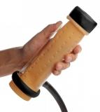 Penis Zylinder gross mit texturiertem Einsatz Zubehör The Milker Sexmaschine