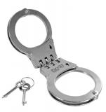 Polizei Handschellen mit Scharnier