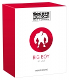 Secura Condoms 60mm Big Boy 100 Pc.