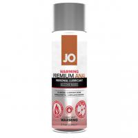 System JO Premium Anal Silikon Warming Gleitmittel 60ml