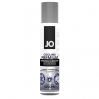 System JO Premium Silicone Cooling Lubricant 30ml