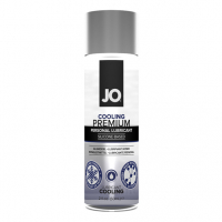 System JO Premium Silicone Cooling Lubricant 60ml