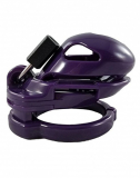 The-Vice Penis Chastity Cage Mini purple