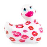 Vibrator Ente I rub my Duckie 2 Romance weiss-pink